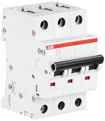 ABB S203-B25 Sicherungsautomat 25A - 1