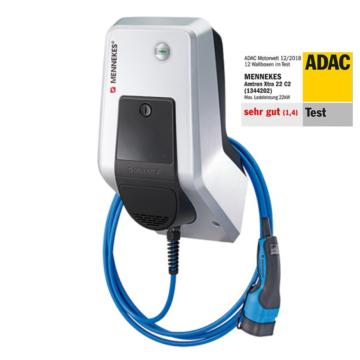 Mennekes Wallbox ADAC Test