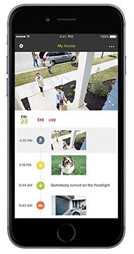 NETATMO Presence, Outdoor Sicherheitskamera mit Erkennung von Menschen, Fahrzeugen und Tieren - 3
