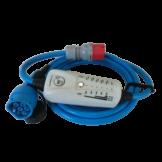 NRGkick Mobile Ladestation 32 A light (22kW, inkl. 5m Kabel Typ2, CEE Anschluss, mobil)