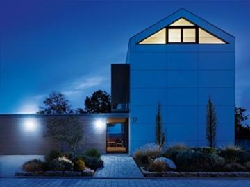 Steinel LED-Strahler XLED Home 2 graphit, Flutlicht, schwenkbar, 14.8 W, 140° Bewegungsmelder, 14m Reichweite, 1184 lm - 3