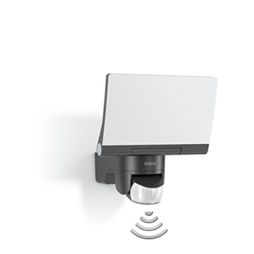 Steinel LED-Strahler XLED Home 2 graphit, Flutlicht, schwenkbar, 14.8 W, 140° Bewegungsmelder, 14m Reichweite, 1184 lm - 4