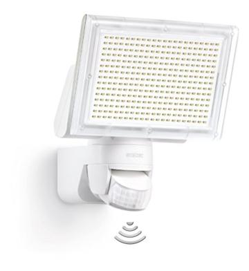 Steinel LED Strahler XLED Home 3 weiß, NEU: 4000 K, 20W, LED-Flutlicht, 140° Bewegungsmelder, 14 m Reichweite, 1426 lm - 3