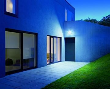 Steinel LED Strahler XLED Home 3 weiß, NEU: 4000 K, 20W, LED-Flutlicht, 140° Bewegungsmelder, 14 m Reichweite, 1426 lm - 6