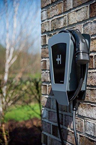 Heidelberg Wallbox Home Eco - Ladestation Elektro- & Hybrid Autos 11 kW maximale Ladeleistung (5m) - 3