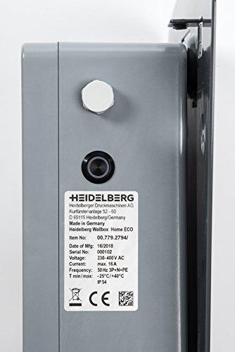 Heidelberg Wallbox Home Eco - Ladestation Elektro- & Hybrid Autos 11 kW maximale Ladeleistung (5m) - 8