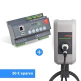 Keba P30 + Smartfox Energiemanager