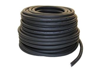 Gummileitung H07RN-F 5×10,0mm² Gummikabel Meterware -
