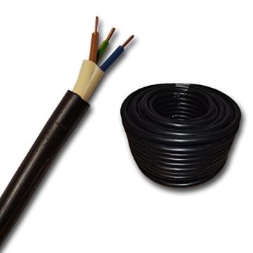NYY-J 3×2,5mm² Erdkabel Installationsleitung -
