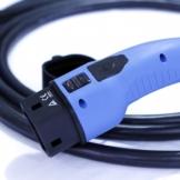 Tesla Typ-2 Ladekabel incl. Charge Port Opener