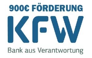 KFW Logo 900€